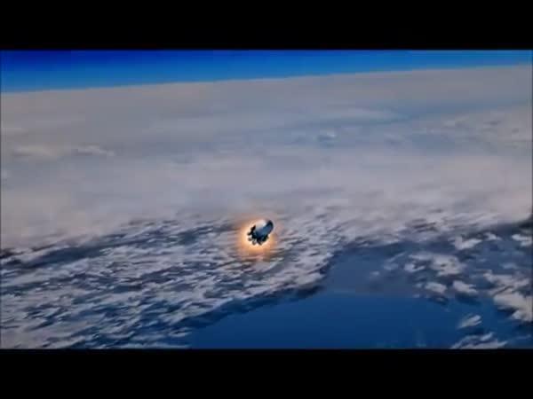 Raketou na daleký mars