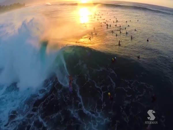 GoPro - Surfování