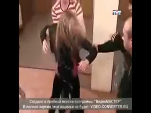 Rvačky z reality show VyVolení