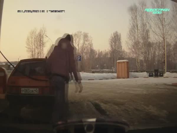 Jak se jezdí v Rusku #11