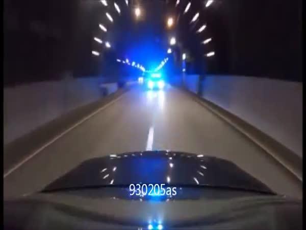 Policejní honička - švédská dánice