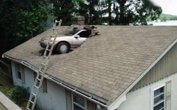 GALERIE - Parkování