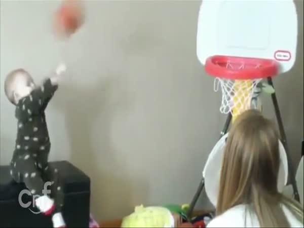 Budoucí hvězda NBA
