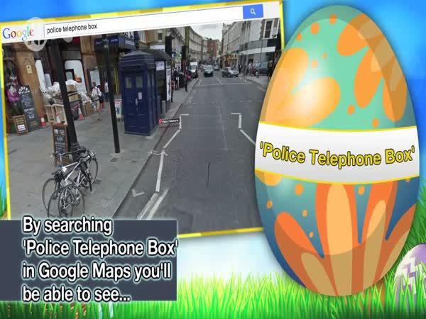 TOP 10 - internetové Easter eggy