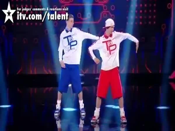 Británie má talent - Skvělí tanečníci