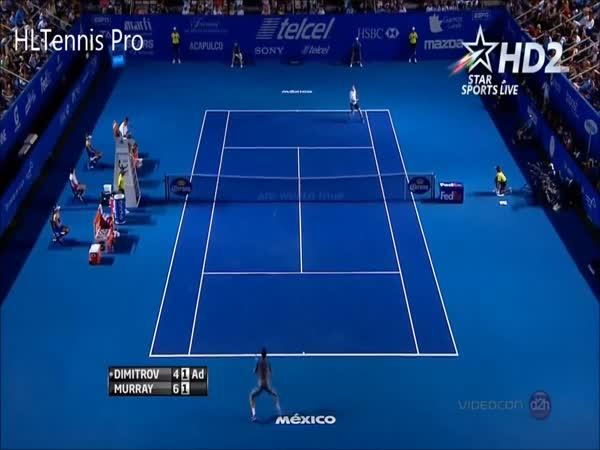 Acapulco - Dimitrov vs. Murray