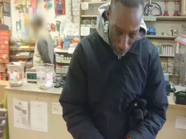 Bezdomovec vyhrál v loterií