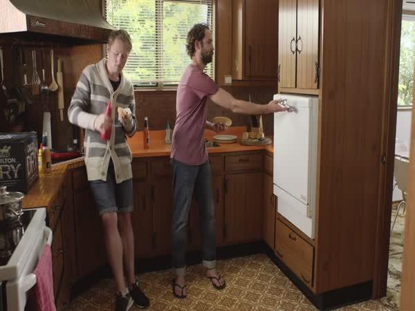 Když muži vaří - hotdog