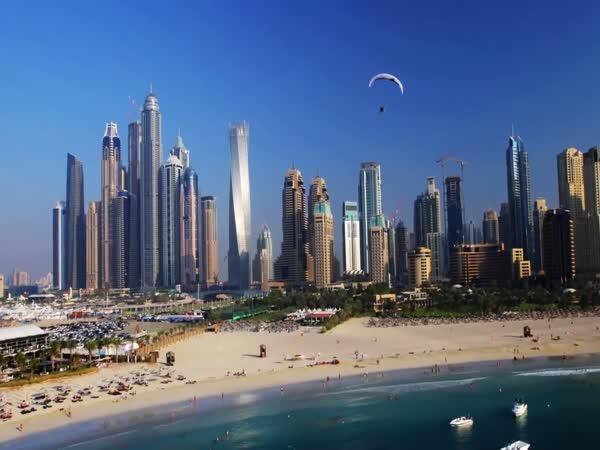 Letecké závody nad Dubajem