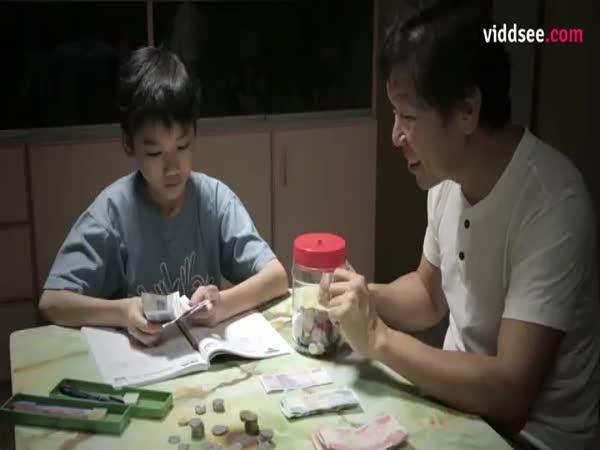 Dojemné video - Dar