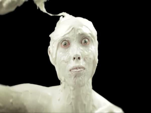Psycho reklama na zmrzlinu