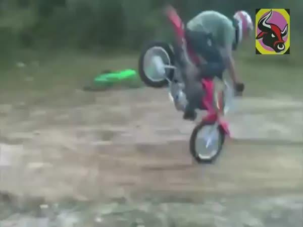 Největší blbci - motorkáři 9