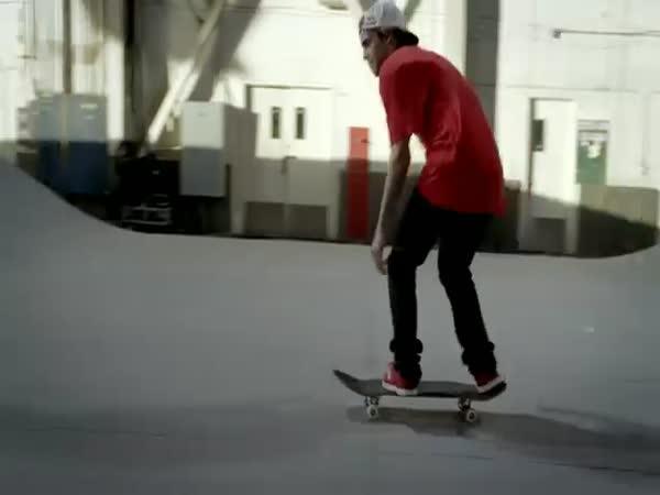 Redbull - Řetězová reakce