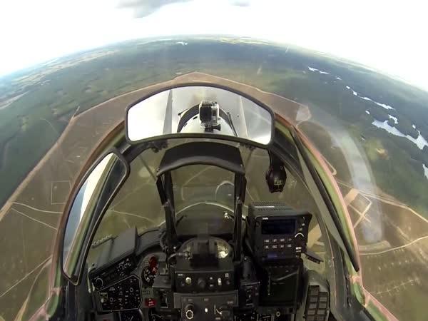 Stíhačka očima pilota