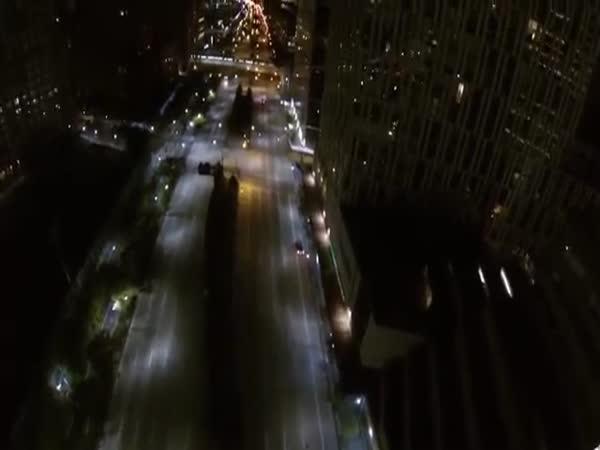 Seskok z Freedom Tower