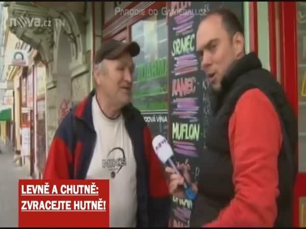 Parodie - Láďa Hruška