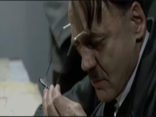 Reakce Hitlera na změnu Lide.cz