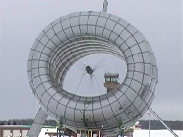 Létající větrná elektrárna