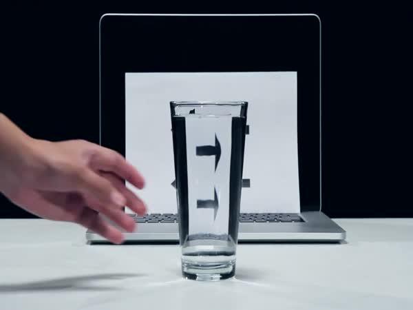 8 jednoduchých triků s vodou