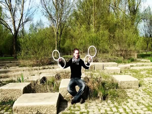 Optické iluze - kruhy