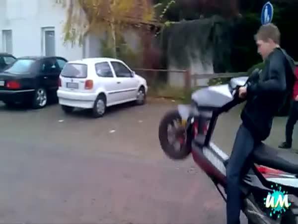 Největší blbci - motorkáři 10