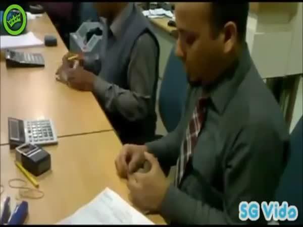 Nejrychleji pracující lidé na světě #3