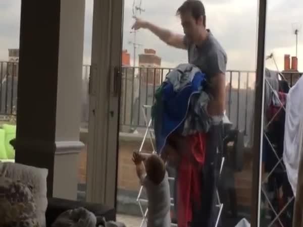 Nejzoufalejší otec na světě