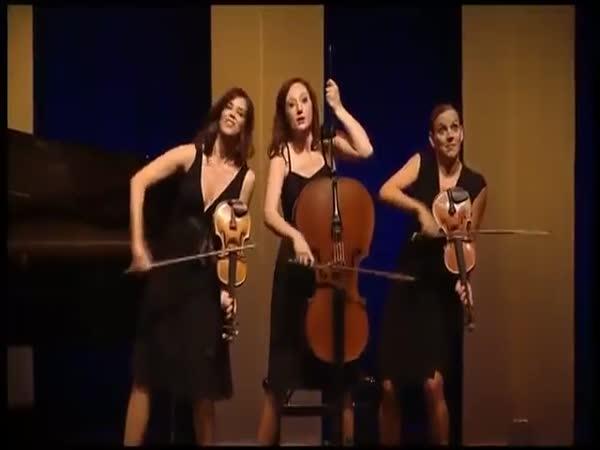 Zábavný hudební kvartet