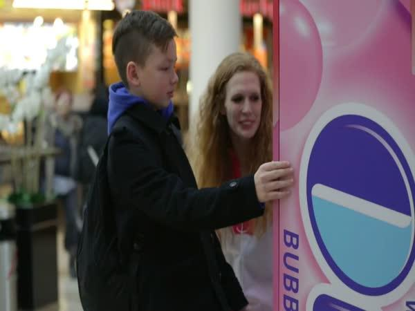 Česká republika - Automat na úsměv