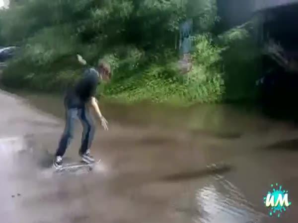 Největší blbci - skateboardisti
