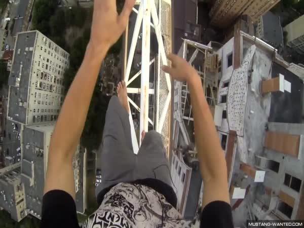 Blázni ve výškách