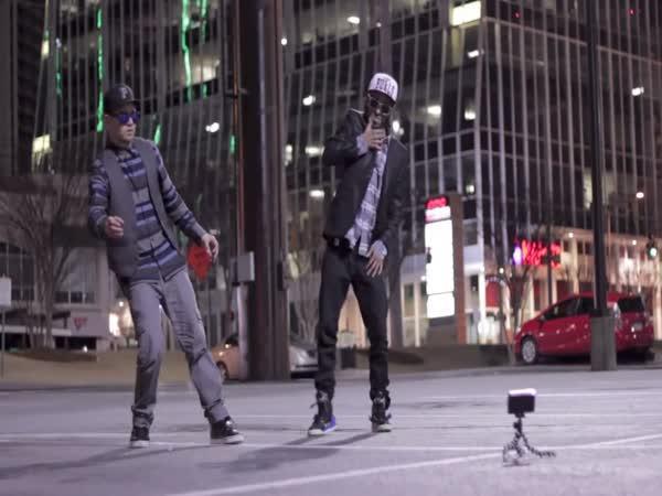 Jak tančí kluci z ulice