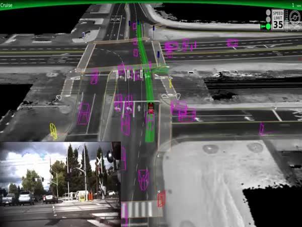 Google autopilot do auta