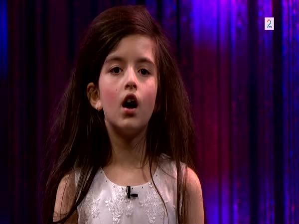 Norská talentovaná zpěvačka #2