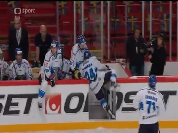 Jak Finové střídají v hokeji