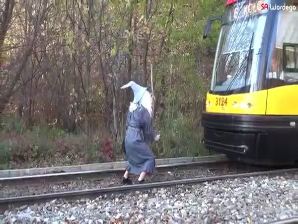 Gandalf versus Tramvaj