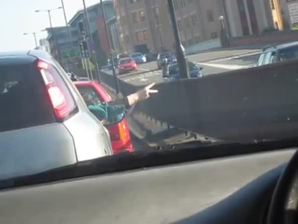 Jak se zabavit v dopravní zácpě