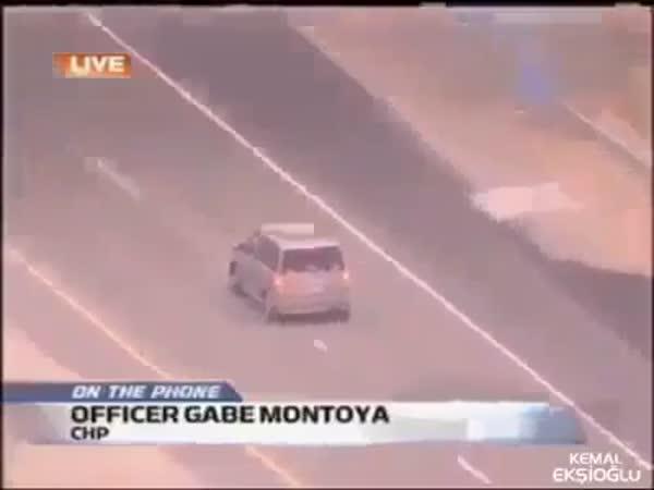 Jak utéct před policií