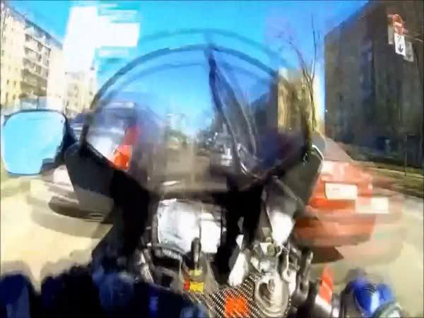 Největší blbci - motorkáři 11