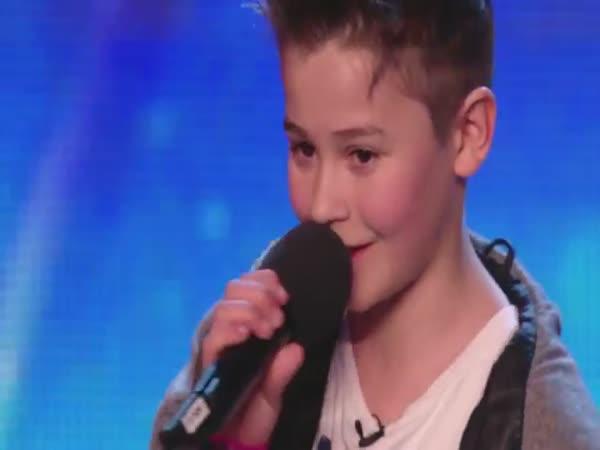Britský Talent - Malí rappeři