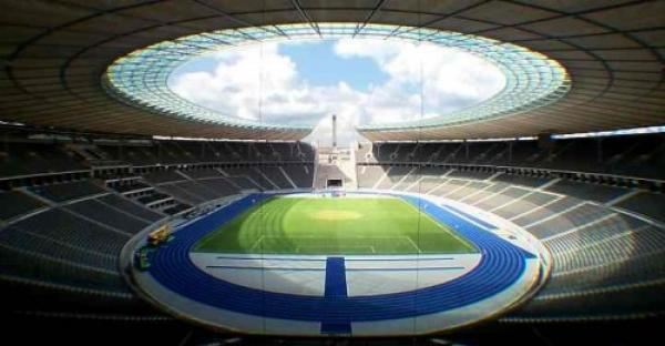 GALERIE - Stadiony ve světě