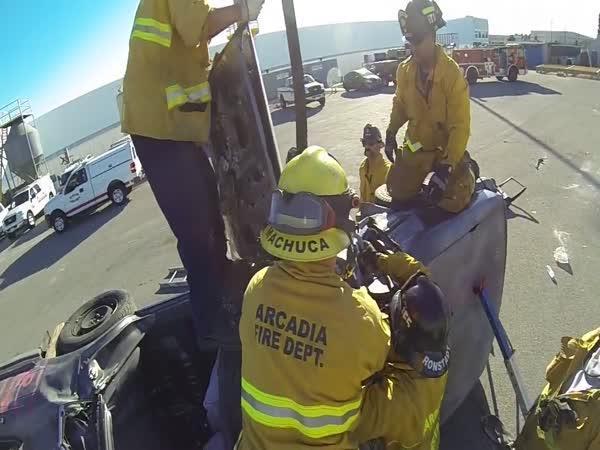 GoPro - akademie hasičů