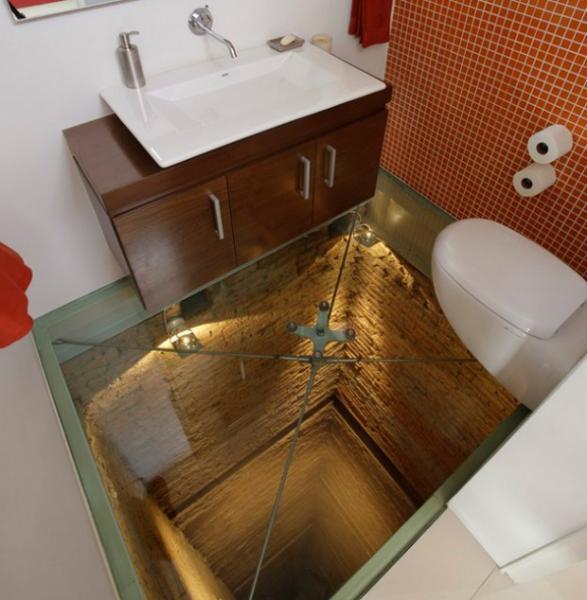 GALERIE - Netradiční toalety