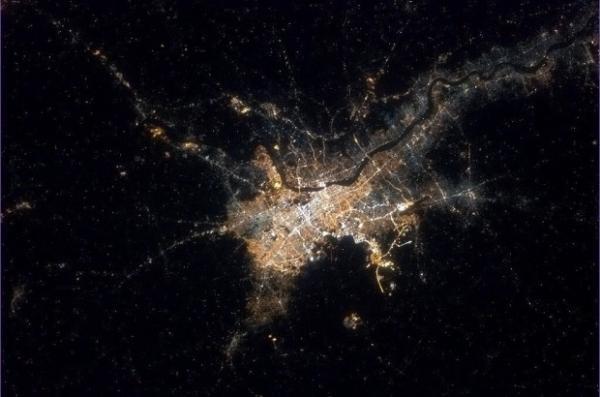 GALERIE - Zemi z vesmíru