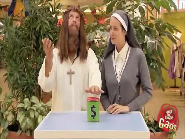 Skrytá kamera - Zázraky Ježíše Krista