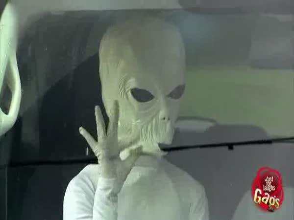 Skrytá kamera - UFO