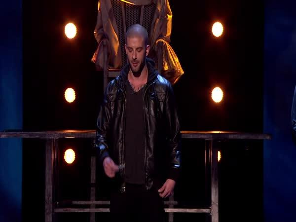 Britský talent - Darcy Oake