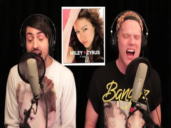 Evoluce hudby Miley Cyrus