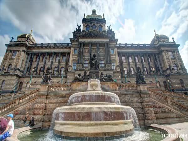 Timelapse - Praha