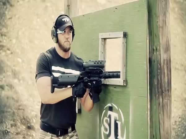 Google glass v rukou sniperů